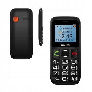 Telefon komórkowy Maxcom MM426 czarny