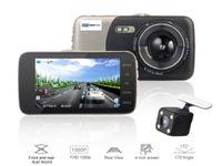 Rejestrator jazdy 1080 HD + kamera cofania