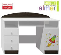 RAKIETA 44 - NB7 biurko dziecięce 120x50 w.74