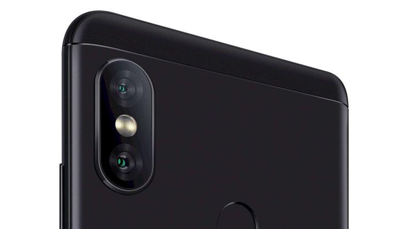 Xiaomi Redmi Note 5 3/32GB Czarny EU LTE zdjęcie 6