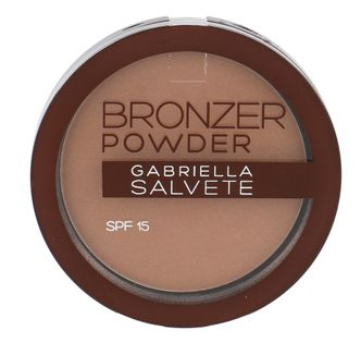 Gabriella Salvete Bronzer Powder SPF15 Puder 8g 03
