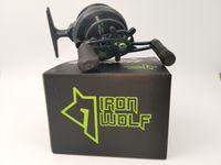 kołowrotek podlodowy  IRON WOLF  PRO 35