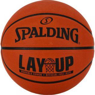 Piłka koszykowa Layup Spalding pomarańczowa