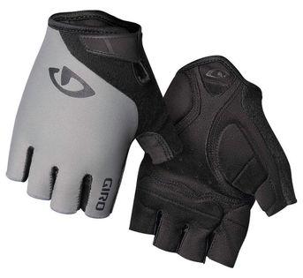 Rękawiczki męskie GIRO JAG krótki palec charcoal roz. XXL (obwód dłoni od 267 mm / dł. dłoni od 211 mm) (NEW)
