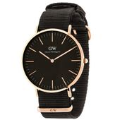 watch2love DANIEL WELLINGTON CLASSIC BLACK CORNWALL DW00100148 SKLEP
