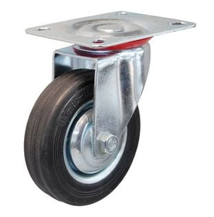Koła kółka do wózka magazynowego transportowego fi 75, 50 kg