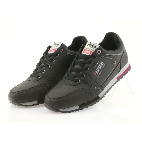 ADI buty męskie sportowe czarne American r.45 zdjęcie 4