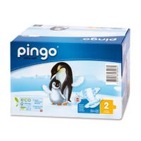 Pieluszki Pingo Ultra Soft 2 MINI 84szt. (box 2x42)