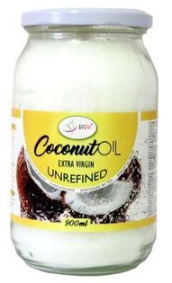 Olej kokosowy Virgin nierafinowany 900ml ViVio