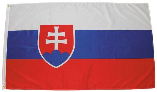 FLAGA SŁOWACJI 150 x 90 cm