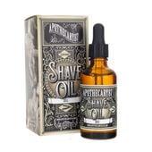 Apothecary 87 - 1893 Shave Oil olejek do golenia z pipetą 50 ml