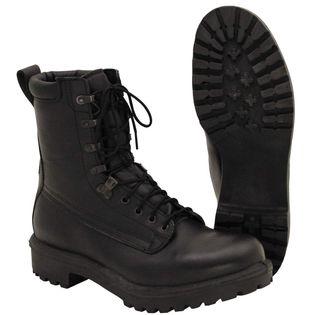 Brytyjskie buty wojskowe Cold Weather, czarne