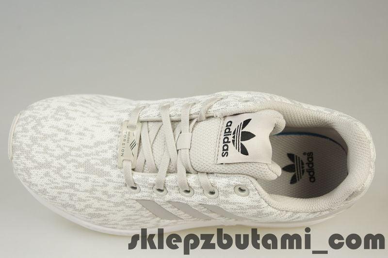 Buty adidas Zx Flux J BY9830 GreonaGreoneFtwwht