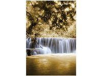 80cm 120 obraz Wodospad ścienny druk cyfrowy