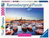 Ravensburger Puzzle Śródziemnomorska Chorwacja 1000 el.