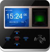Rejestrator czasu pracy Realand palec + RFID + zamek