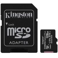 Karta pamięci Kingston microSD 128GB Canvas SDCS2