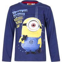T-Shirt Bluzka Minions 6Y r116 Licencja Illumination (5901854838434)