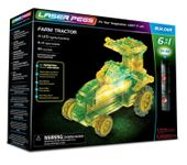Laser pegs 6 in 1 Farm Tractor