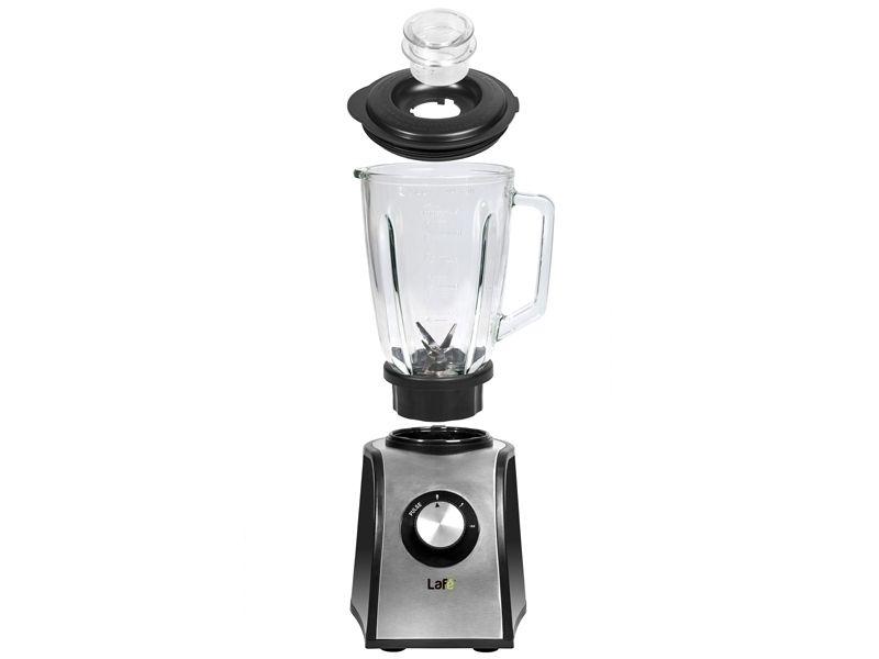 Blender stojący, kielichowy, szklany dzbanek moc 400W LAFE BKP001 zdjęcie 3