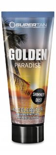 SuperTan Golden Paradise Akcelerator krem gratisy