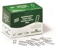 Durable Spinacze 26 mm cynkowane 1000 szt. ocynkowany