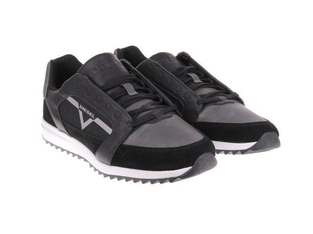 Diesel V-Staffetta S-Fleett Sneakers Y01461 P1190 H1888 - 40 zdjęcie 7