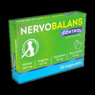 ALG Pharma Nervobalans STRES WYCISZENIE ZDROWY SEN