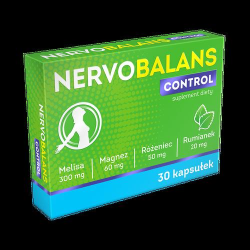 ALG Pharma Nervobalans STRES WYCISZENIE ZDROWY SEN na Arena.pl