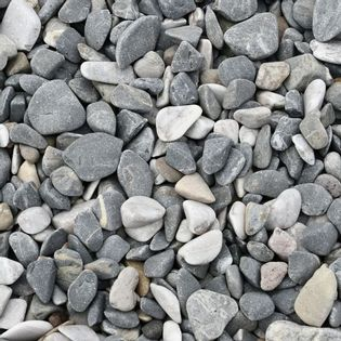 Kamień Black Tiger Otoczak 16-22 mm 20 KG