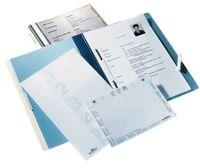 Durable Teczka osobowa zawieszana 5-częściowa (wersja niemiecka) niebieski