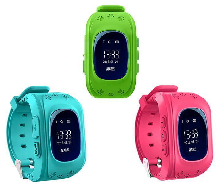 SmartWatch dla dzieci zegarek G36 z lokalizatorem GSM SIM T189 zdjęcie 1