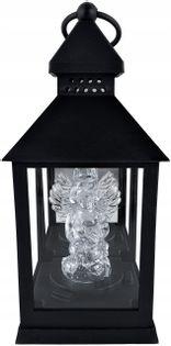 ZNICZ LATARENKA ANIOŁEK LED NA BATERIE LAMPION
