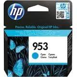 HP Inc. Tusz nr 953 Cyan F6U12AE