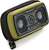 RockOut V2 przenośny głośnik stereo, wodoodporny, zielony
