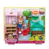 Barbie Ogródek Chelsea