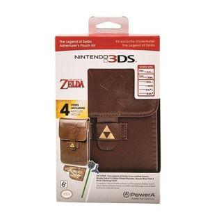 Etui The Legend of Zelda + rysiki - 3DS, New 3DS XL