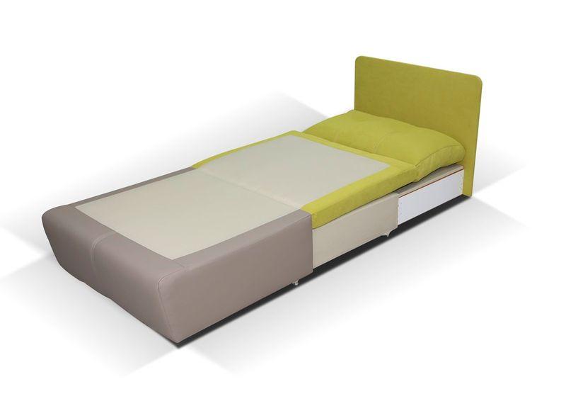 Fotel rozkładany RITO Tapicerowany Super kolory zdjęcie 3