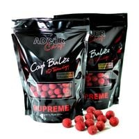 AC Kulki Supreme Zanętowe Strawberry 1kg (18mm) - Adder Carp