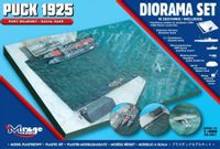 Diorama Puck 1925 Port Wojenny