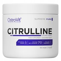 OSTROVIT CYTRULINA PURE 250G CZYSTA CITRULLINE