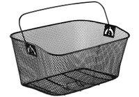 Koszyk na bagażnik siatka CL-03 zakładany czarny