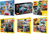 LEGO TECHNIC 42077 NIEBIESKA WYŚCIGÓWKA + 5 KATALO