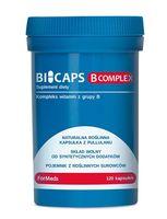 FORMEDS Bicaps B Complex 120kap Witamina Methyl B12 P-5-5 B-Kompleks