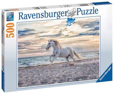 Ravensburger Puzzle 16586 Gallop 500 sztuk