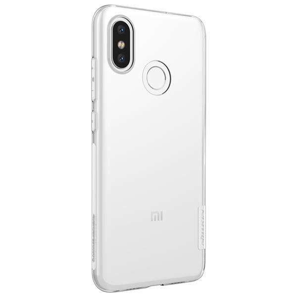 Etui Nillkin Nature Xiaomi Mi 8 - Crystal zdjęcie 5