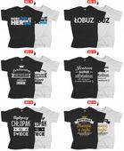 Koszulka dla NIEGO prezent walentynki T-shirt zdjęcie 15