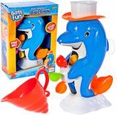 Delfin z Kołowrotkiem do kąpieli dla Dzieci X39