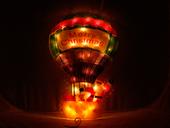 Ozdoba świetlna Świąteczny Balon Merry Christmas