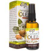 Etja Olej naturalny ze słodkich migdałów - 50 ml